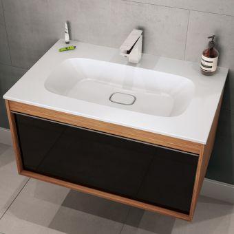 VitrA M-Line Infinit 800mm Single Drawer Vanity