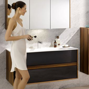 VitrA M-Line Infinit 120cm Double Drawer Vanity