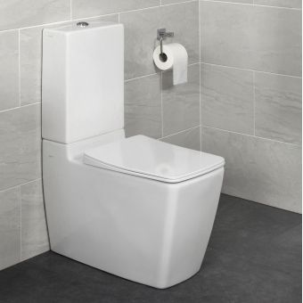 VitrA M-Line Close Coupled Toilet - 5677WH