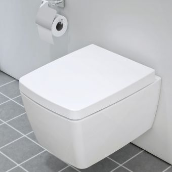 VitrA M-Line Compact Wall Hung WC - 5671WH