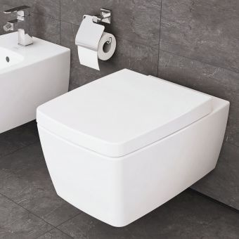 VitrA M-Line Rimless Wall Hung Toilet