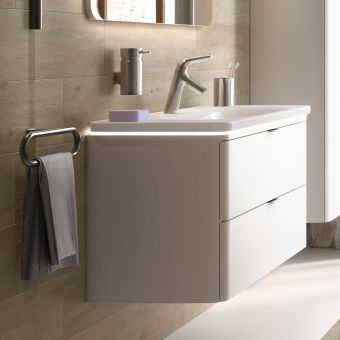 VitrA Nest Trendy 800mm 2 Drawer Vanity