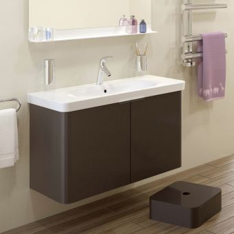 VitrA Nest 1000mm 2 Door Vanity