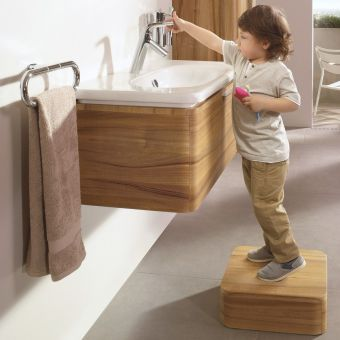 VitrA Nest Child Step and Storage Box
