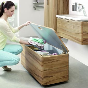 VitrA Nest 100cm Floor Storage Unit