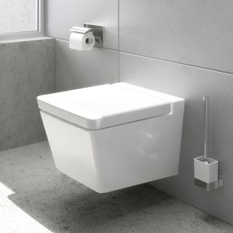 VitrA T4 Rimless Wall Hung WC