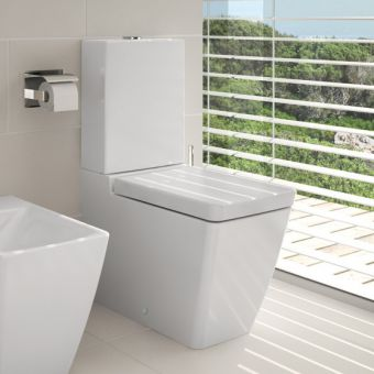 VitrA T4 Close Coupled WC