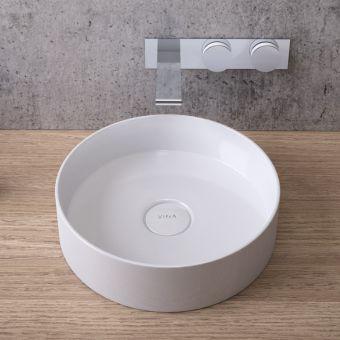 VitrA Memoria Round Countertop Basin