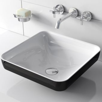 VitrA Water Jewels Square Bowl