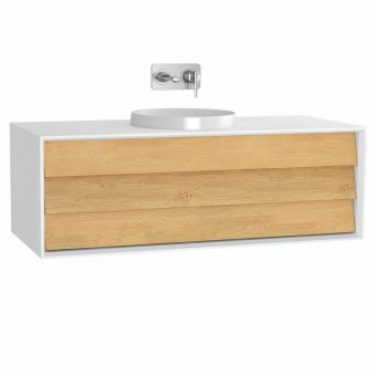 VitrA Frame 1 Drawer 120cm Vanity with Bowl