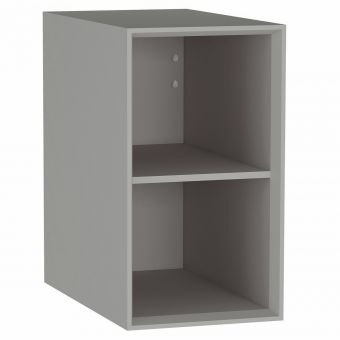 VitrA Frame Open Bathroom Wall Cupboard with Shelf