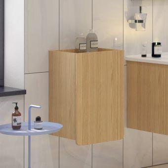 VitrA D Light Bathroom Side Cupboard
