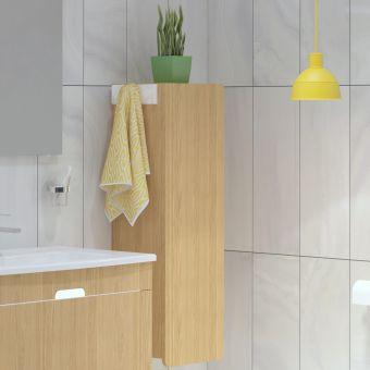 VitrA D Light Tall Bathroom Cupboard