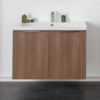 VitrA Ecora 2 Door Vanity Unit