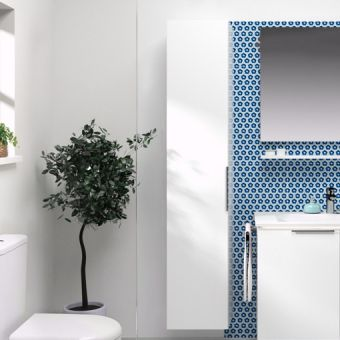 VitrA Ecora Tall Bathroom Cupboard
