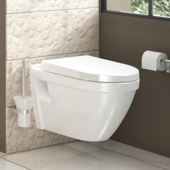 VitrA S50 Rimless Wall Hung WC
