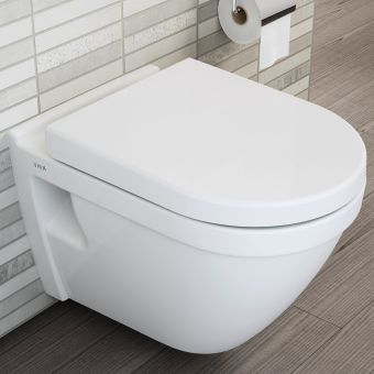 VitrA S50 Wall Hung WC