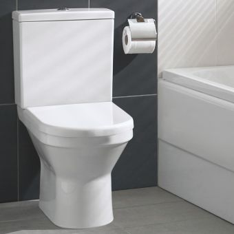 VitrA S50 Close Coupled WC