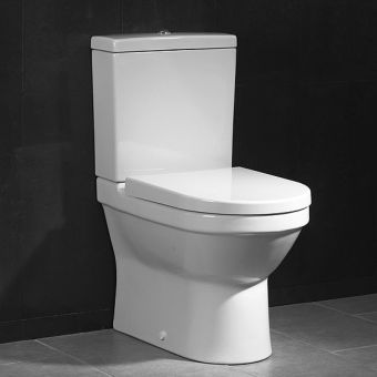 VitrA S50 Close Coupled Rimless WC