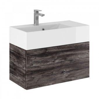 Bauhaus Elite Vanity Unit With Basin