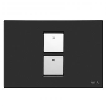 VitrA Twin 2 Flush Plate