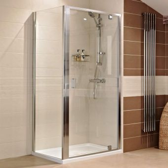 Roman Lumin8 Pivot Corner Shower Enclosure