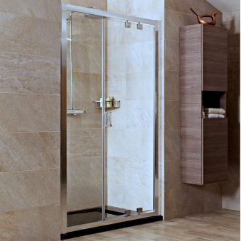 Roman Lumin8 Inswing Shower Door