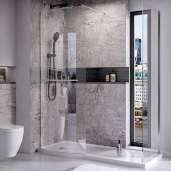 Roman Lumin8 1600 Colossus Shower Enclosure