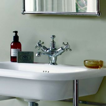 Burlington Claremont Monobloc Basin Mixer Tap