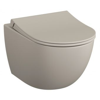VitrA Sento Rimless Coloured Wall Hung Toilet