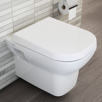 VitrA Nest Wall Hung Toilet