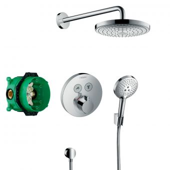 Hansgrohe Design Raindance Select S ShowerSet