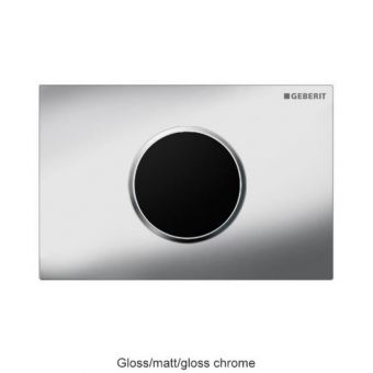 Geberit Sigma10 Mains Powered Touchless WC Flush Plate