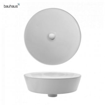 Crosswater Cocos Round 400mm Countertop Basin
