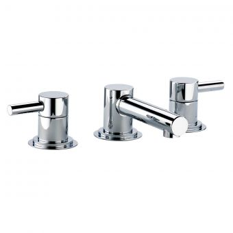 Swadling  Absolute Deck Mounted Basin Mixer