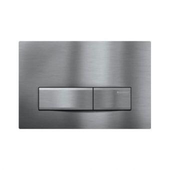 Geberit Sigma 50 Flush Plate - Stainless Steel