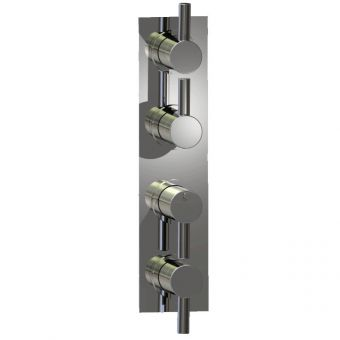 Matki Absolute Thermostatic Shower Valve for 3 Outlets