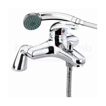 Bristan Java Bath Shower Mixer - Chrome