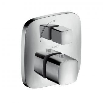 Hansgrohe PuraVida Thermostatic Shower Valve for 1 Outlet