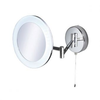 HIB Leo Magnifying Mirror with LED Light