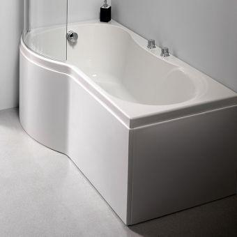Carron Arc Shower Bath - 23.5571L
