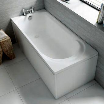 Carron Arc Singled Ended Bath - 23.5601