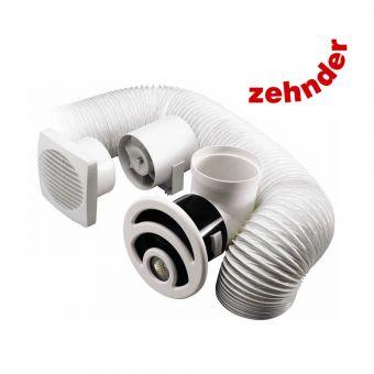 Zehnder Halo Ceiling Fan - ZHC115ETSKA