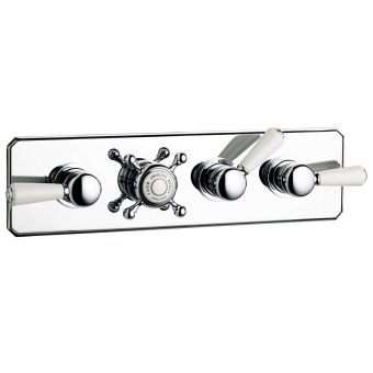 Swadling Invincible Triple Outlet Thermostatic Shower Mixer