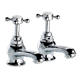 Swadling Invincible Pair of Bath Taps