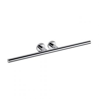 Inda Touch Double Towel Rail (Chrome)