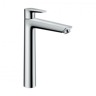 hansgrohe Talis E Single Lever Basin Mixer 240