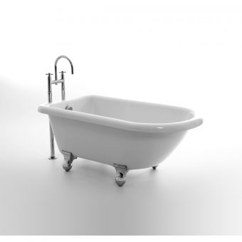 Royce Morgan Orlando 1380mm Single Ended Freestanding Bath
