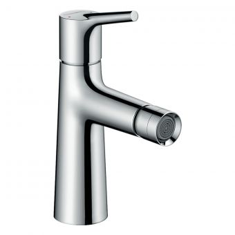 hansgrohe Talis S Bidet Mixer with Pop-up Waste