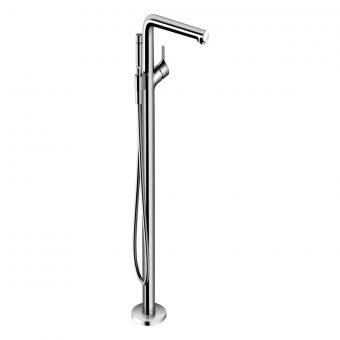 hansgrohe Talis S Floor Standing Bath Mixer Tap with Shower Handset